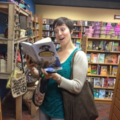 Photo taken at The Booksellers at Laurelwood by Carrie B. on 6/21/2012