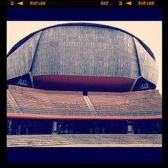 Photo taken at Auditorium Parco della Musica by Olly P. on 4/11/2012