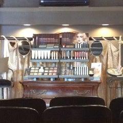Photo taken at Bijou Salon - An Aveda Concept Salon by Lin H. on 4/13/2012