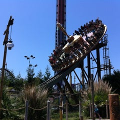 Photo taken at California's Great America by Stacey H. on 7/18/2012