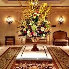Photo taken at The Ritz-Carlton, New Orleans by Christophe C. on 3/1/2012