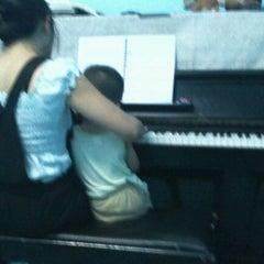 Photo taken at Ily Music Tamparuli, Taman Wirajaya, Tamparuli by VALERIE S. on 4/20/2012
