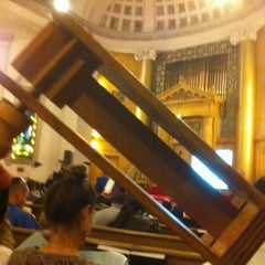 Photo taken at Congregation Beth Elohim by Craig G. on 3/8/2012