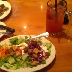 Photo taken at Black Angus Restaurant by Cynthia A. on 8/23/2012