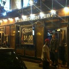 Photo taken at Claddagh Pub by @followfrannie B. on 4/13/2012