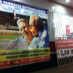 Photo taken at Farmacia America by Thaís C. on 6/8/2012