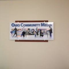 Photo taken at ohio community media by Jerry L. on 6/28/2012