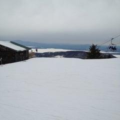 Photo taken at Gunstock Mountain Resort by Joe M. on 2/27/2012