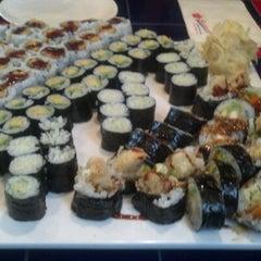 Photo taken at Sakura Japanese Restaurant by Rachel L. on 8/16/2012