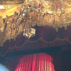 Photo taken at Fox Theatre by Hassen F. on 3/11/2012