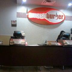 Photo taken at Smashburger by Nancy S. on 6/9/2012