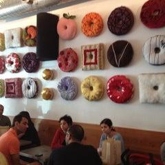 Photo taken at Doughnut Plant by Katie P. on 6/2/2012