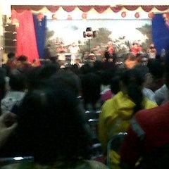 """Photo taken at Klenteng """"Hok Sian Kong"""", Mojokerto by Charli Agung T. on 4/13/2012"""