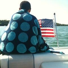 Photo taken at Trout Lake by Lisa O on 8/26/2012