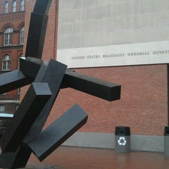 Photo taken at United States Holocaust Memorial Museum by Rich B. on 4/18/2012