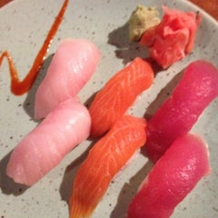 Photo taken at Bonsai Sushi II by Brent B. on 7/17/2012