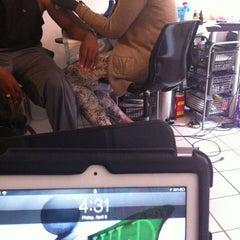 Photo taken at Creative Soul Tattoo Studio by Sean B. on 4/6/2012