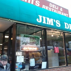 Photo taken at Jim's Deli by Jay M. on 3/14/2012