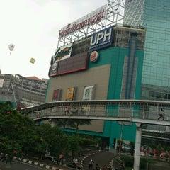 Photo taken at The Plaza Semanggi by Dani P. on 5/24/2012