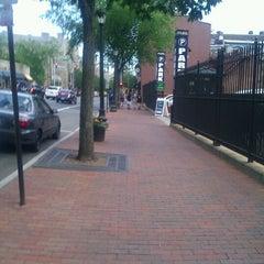 Photo taken at Broadway Shopping District by Bianca B. on 7/9/2012