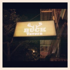 Photo taken at Buck Tavern by Dan U. on 4/29/2012