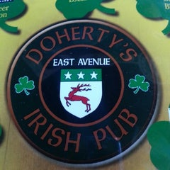 Photo taken at Doherty's East Ave Irish Pub by RECON on 7/22/2012