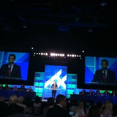 Photo taken at ICSC RECon by Brian K. on 5/22/2012
