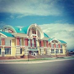 Photo taken at Железнодорожный вокзал Бийска by Andrey M. on 6/7/2012