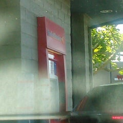 Photo taken at Bank Of America Atm by Luckie L. on 6/29/2012