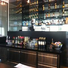 Photo taken at Grand Café De Singel by Tomas K. on 4/16/2012