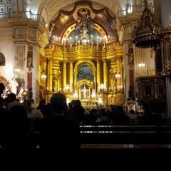 Photo taken at Iglesia San Pedro de Lima by Miguel H. on 6/24/2012