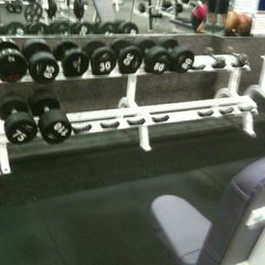 Photo taken at LA Fitness by Matthew M. on 5/24/2012