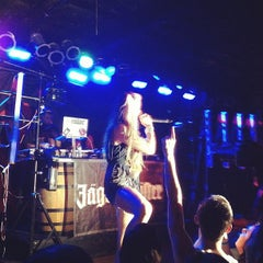 Photo taken at Bottom Lounge by Amy B. on 6/29/2012
