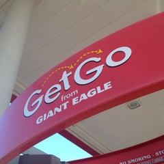 Photo taken at GetGo / WetGo Gas Station by Edric M. on 5/11/2012