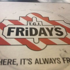 Photo taken at TGI Fridays by Lenny H. on 6/6/2012