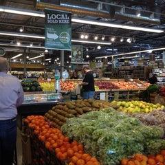 Photo taken at Whole Foods Market by Lu-An K. on 4/7/2012