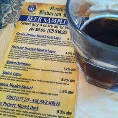 Photo taken at Gasthaus Bavarian Hunter by Tara A. on 9/2/2012