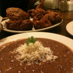 Photo taken at Willie Mae's Scotch House by George J. on 7/27/2012