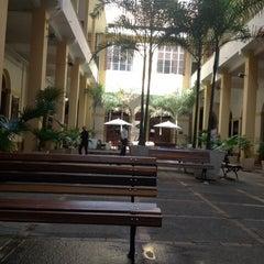 Photo taken at Instituto de Filosofia e Ciências Sociais (IFCS) by Ricardo D. on 8/31/2012