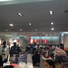 Photo taken at H&M by Omar A. on 6/13/2012