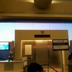 Photo taken at Gate 12 by Zakhi ©. on 3/10/2012