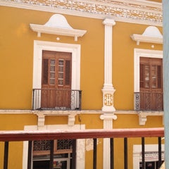 Photo taken at Hotel Plaza Colonial by Julian G. on 6/14/2012