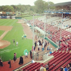 Photo taken at Fifth Third Bank Ballpark by Jeremy H. on 9/1/2012