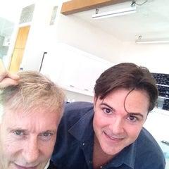 Photo taken at Sean Donaldson Hair by Thomas K. on 2/24/2012