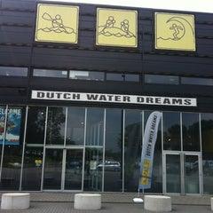 Photo taken at Dutch Water Dreams by Nienke P. on 8/24/2012