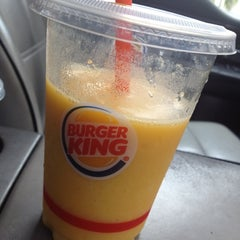 Photo taken at Burger King® by Laeann A. on 4/20/2012