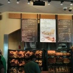 Photo taken at Saint Louis Bread Co. by Svetlana on 7/24/2012