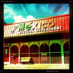 Photo taken at Real Mexico by Ilovetapatio on 4/16/2012