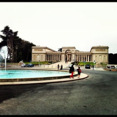 Photo taken at California Palace of the Legion of Honor by rosalee c. on 7/27/2012