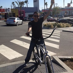 Photo taken at Hermosa Cyclery by Vanessa M. on 4/1/2012